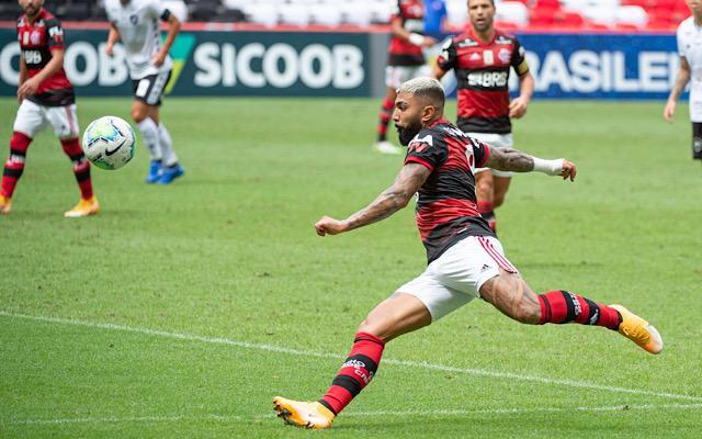 Flamengo 0- Fortaleza
